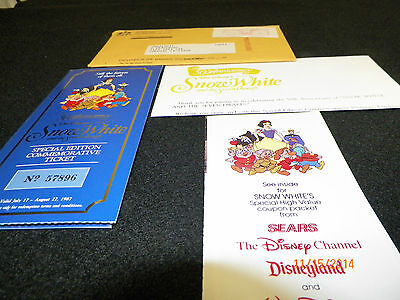 Disney~50th Anniversary:Snow White Commemorative Coin~Special Edition Complete