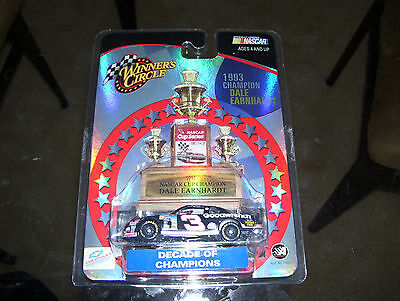 2003 Dale Earnhardt Sr 1993 DECADE OF CHAMPIONS Goodwrench Car 1/64 WC
