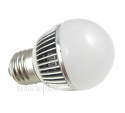 E27 3W 5730 6 SMD DAY white voal CREE LED bulb light lamp energy saving 450LM