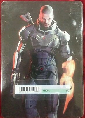 Mass Effect 3: N7 Collector's Edition  (Xbox 360, 2012)