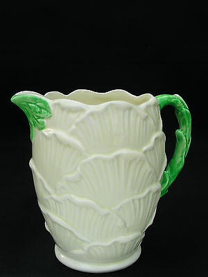 "FALCON WARE POTTERY - ENGLISH ROSE - 5"" PITCHER - MADE IN ENGLAND"