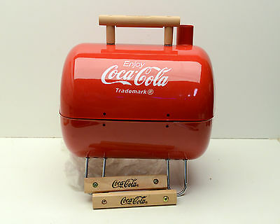 Coca Cola  Barbeque     BBQ  Tailgating Football Coke Sign