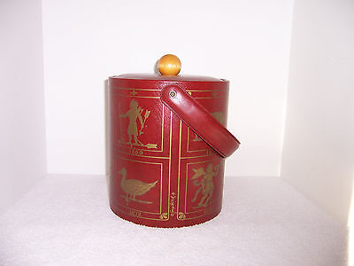 Georges Briard Ice Pail with Cover