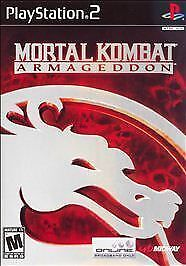 Mortal Kombat: Armageddon  (Sony PlayStation 2, 2006) PS2 ~ RARE ~ Disc Only