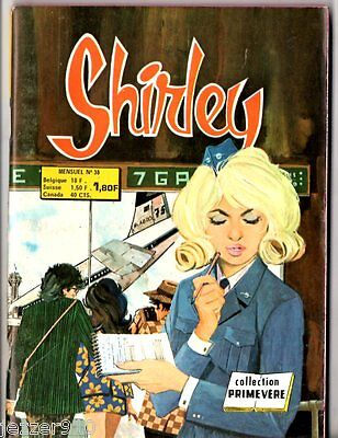 ~+~ SHIRLEY n°38 ~+~ 1975 aredit