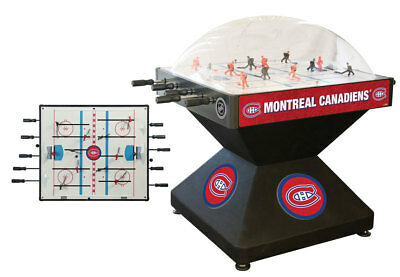 Montreal Canadiens Dome Bubble Hockey
