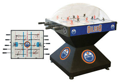 Edmonton Oilers Dome Bubble Hockey