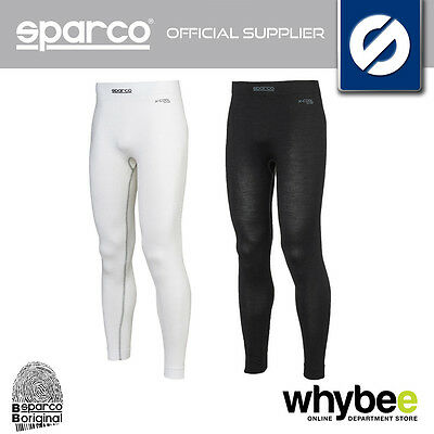 001765 Sparco Shield Rw-9 Rw9 Fireproof Long Johns Pants X-Cool Fabric Underwear