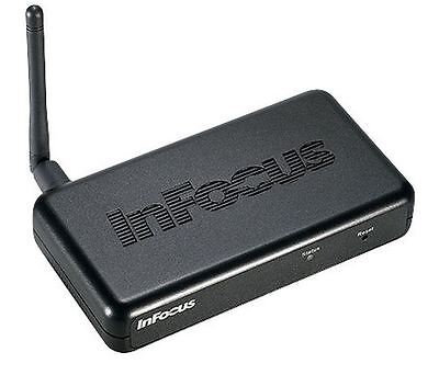 InFocus LiteShow II Secure Wireless Wifi Projection System for any VGA Projector