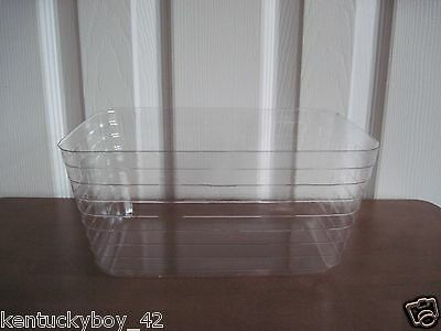 Plastic Protector for Longaberger Large Berry Basket NWT