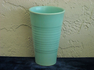 Gladding McBean Franciscan El Patio Iced Tea Tumbler  Matte Gl. Blue / Turquoise