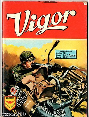 -*- VIGOR n°217 -*- 1976 AREDIT