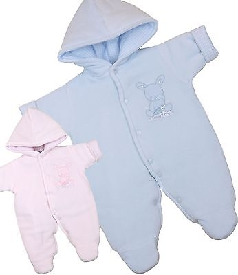 BabyPrem Premature Tiny Baby Clothes Boys Girls Snowsuit Pramsuit All in One