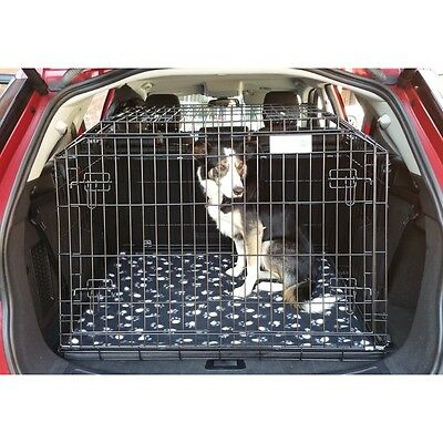 Landrover Discovery Sport Sloping Car Dog Cage Cagestravel Crate Puppy Guard