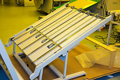 Priority Spider 90/33 CTP Plate Stacker NEW