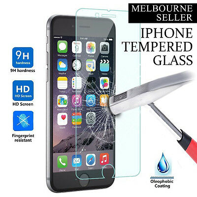iPhone 6S 6 7 Plus Tempered Glass Film Screen Protector for Apple