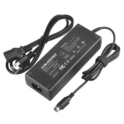 24V 5A AC Adapter Charger For Effinet EFL-2202W FY2405000 LCD Monitor(4 pin Tip)