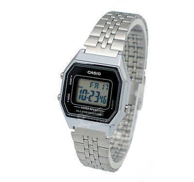 -Casio LA680WA-1D Digital Watch Brand New & 100% Authentic
