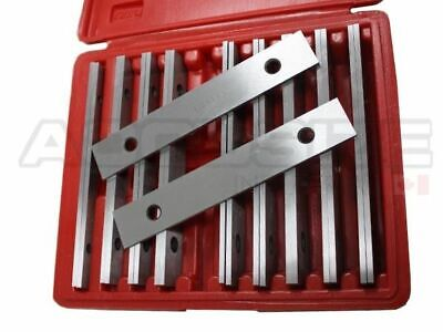 """1/8"""" Thickness 10-Pair Precision Parallel Set, 6"""" Length in Box, #EG10-1400"""