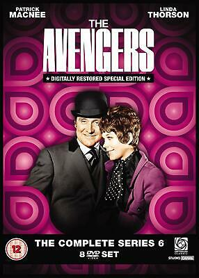The Avengers - Complete Series 6 (Final Series) (DVD)