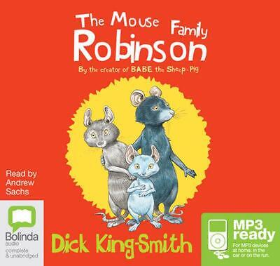 The Mouse Family Robinson by Dick King-Smith Free Shipping!