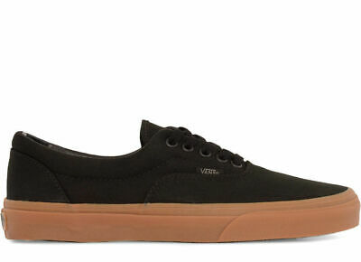 Vans Era Black / Classic Gum Shoes Mens Aust Seller Womens Kingpin Skateboard