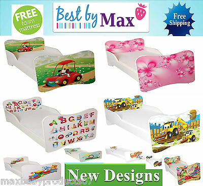 !!! TODDLER / CHILDREN BED INCLUDING MATTRESS !!! New collections Low prices