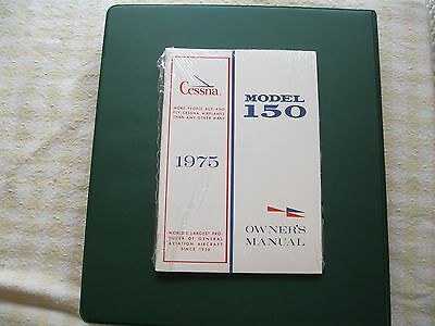 Cessna 150 Owners Manual 1975