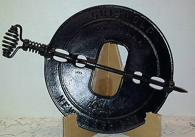 Griswold New American 10 Inch Reversibl Steel Spindle Erie PA USA NWOT