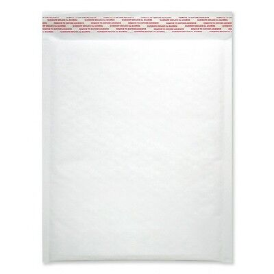 170 x 255mm Internal Size MP4 200 White Padded Mailing Bubble Envelopes