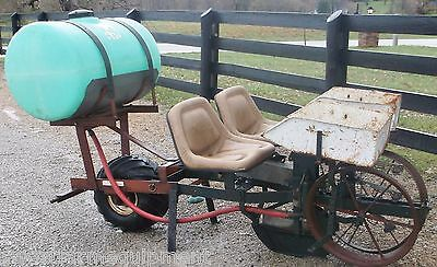 Used Holland 1 Row  Veggie Transplanter. CHEAP and FAST SHIPPING