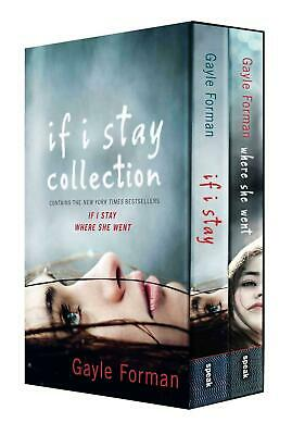 If I Stay Collection by Gayle Forman Boxed Set Book (English)
