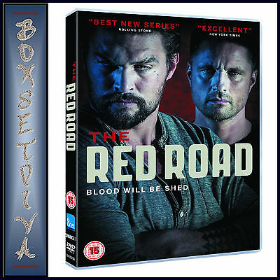 The Red Road - Complete Season 1 *brand New Dvd***