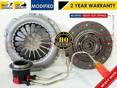 FOR ROVER 75 MG ZT ZT-T 2.0 CDTi DIESEL NEW 3 PIECE CLUTCH KIT CSC BEARING