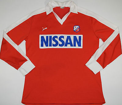 1983-1984 Utrecht Puma Home Football Shirt (Size Xl)