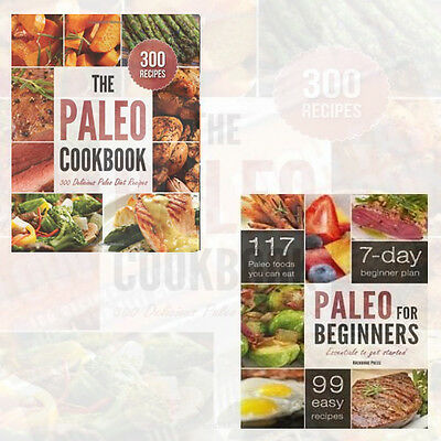 Paleo Cook & Diet Collection (Paleo Cookbook,Paleo for Beginners) 2 Books Set