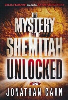 The Mystery Of The Shemitah Unlocked and The Harbinger Decoded 2 DVD Set Present