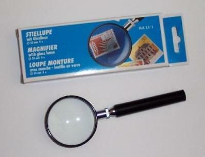 50 mm MAGNIFIER with GLASS LENSE, Made by Lighthouse code LU1