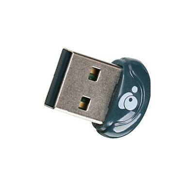 IOGEAR USB Bluetooth 4.0 Micro Adapter Dongle with 30 ft Indoor Range