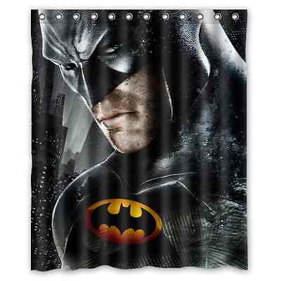 Brand New Batman Shower Curtain 60 x 72 Inch