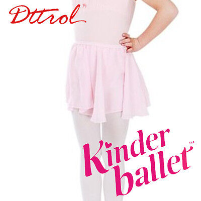 New Ballet Skirt - Girl's Pull-On Skirt - Pull-On Dance Skirt