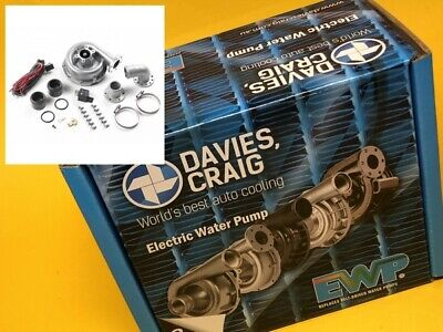 130LPM Electric water pump kit Alloy EWP130 Davies Craig 8080 2 Yr Wty