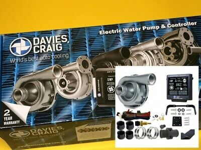 150LPM Electric water pump + digital controller Alloy EWP150 Davies Craig 8970
