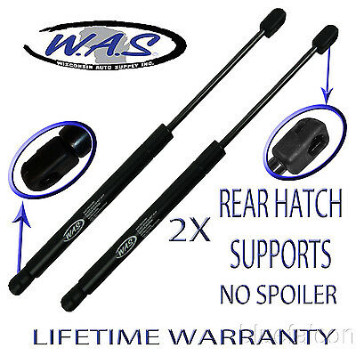 2 Rear Hatch Trunk Lift Supports Hatchback Wagon For Mustang Capri No Spoiler +