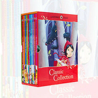 Ladybird Tales Classic Children Collection 10 Book Box Set,Hansel and Gretel New