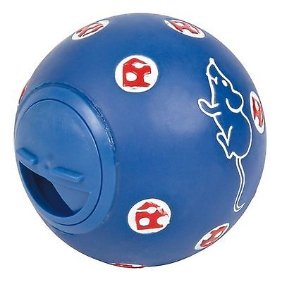 TREAT DISPENSING ACTIVITY BALL FOR CATS (Great Value & Fun)
