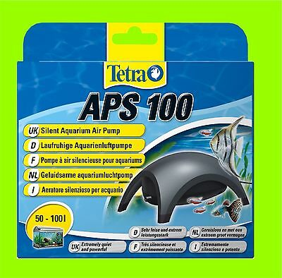 Tetra APS 100 Pompe à air aquarium très Leise POMPE A AIR POUR 50-100l aquarium