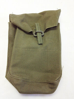 Canadian Military 64 Pattern Mess Tin Pouch OD Canvas Surplus New #1356