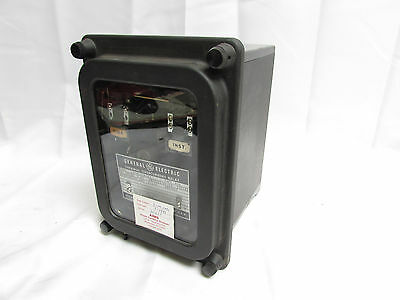 General Electric 12Tmc21B10A Thermal Overcurrent Relay 3.87A 50/60Cy ***xlnt***
