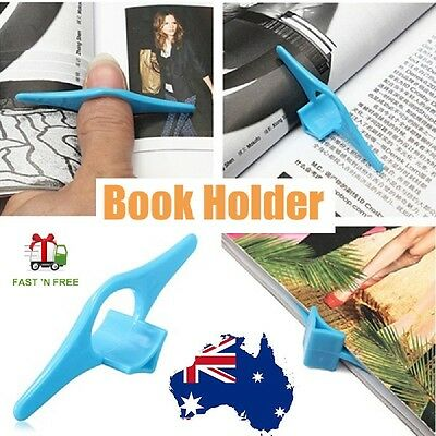 Multifunction Plastic Thumb Book Holder Convenient Book Marker